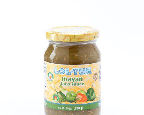סלסה ורדה – סלסה ירוקה מקסיקנית
